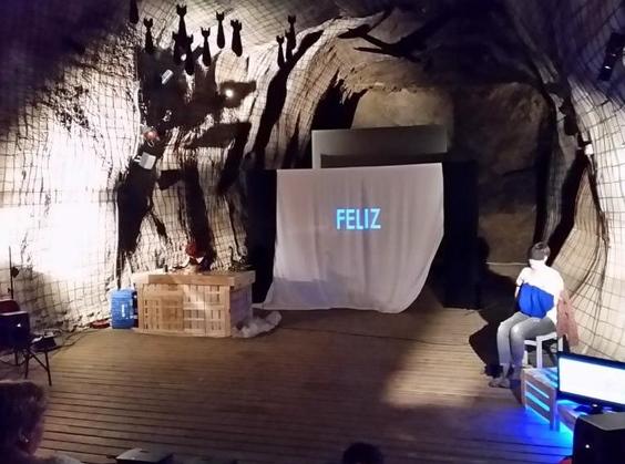 Centro Párraga: MU-1718-CT. Colectivo Sabotaje Teatro
