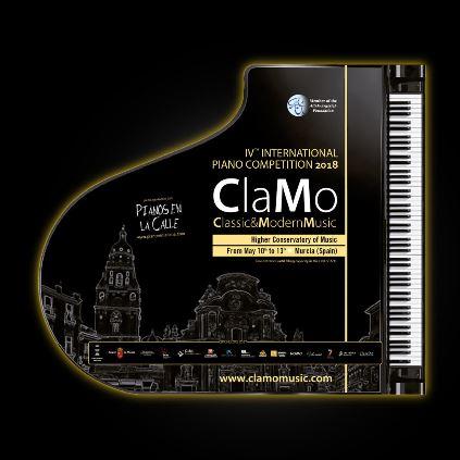 Auditorio y Centro de Congresos: IV Concurso Internacional de Piano 2018 - Clamo Music
